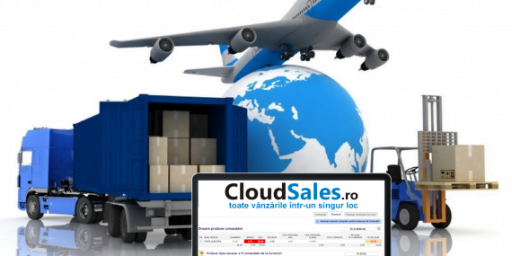 CRM achizitii, aprovizionare, comanza furnizor, pret achizitie, alocare comanda, facturare, AWB