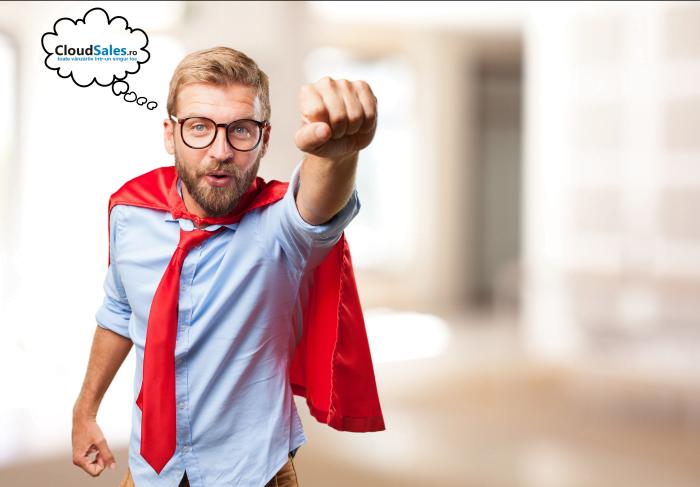 CloudSales ERP vanzari, gestiune, preluare comenzi, marketplace, AWB, sincronizare stoc, POS